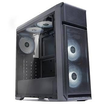 Zalman N5OF 600W ATX Mid Tower  Kasa