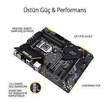 Asus TUF Z490-PLUS GAMING DDR4 S+V+GL LGA1200