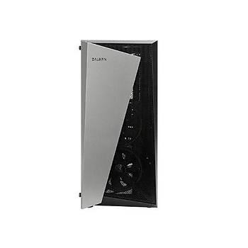 Zalman S4-Plus(BL) Mid Tower Kasa Siyah PSU YOK