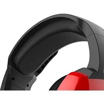 Rampage RM-K5 NOBLE Black/Red 7.1 Gaming Kulaklýk