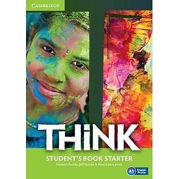 Cambridge Think,St Student's Book+ Workbook with Online Practice