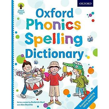 OXFORD OXFORD PHONICS SPELLING DICTIONARY
