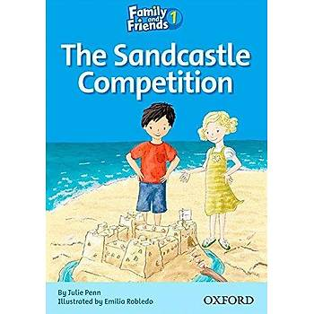 OXFORD FAMILY AND FRIENDS 1-C:SANDCASTLE