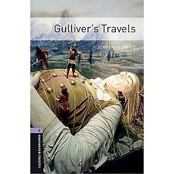 OXFORD OBWL 4:GULIVERS TRAVELS MP3