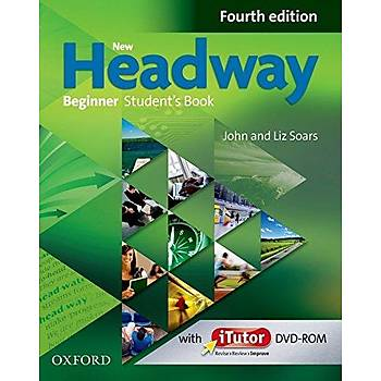 OXFORD NEW HEADWAY BEGINNER 4ED SB +iTUTOR+WB