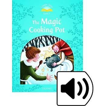 OXFORD C.T 1:MAGIC COOKING POT  2ED MP3