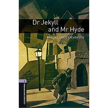 OXFORD OBWL 4:DR JEKYLL AND MR HYDE MP3