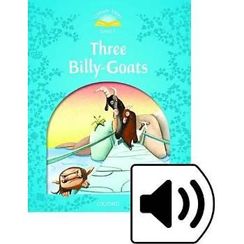 OXFORD C.T 1:THREE BILLY GOAT  2ED MP3