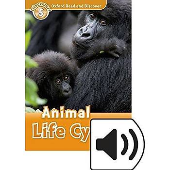 OXFORD ORD 5:ANIMAL LIFE CYCLES +MP3