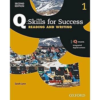 OXFORD Q.SKILLS 1 READ-WRIT SB +ONLINE 2ED