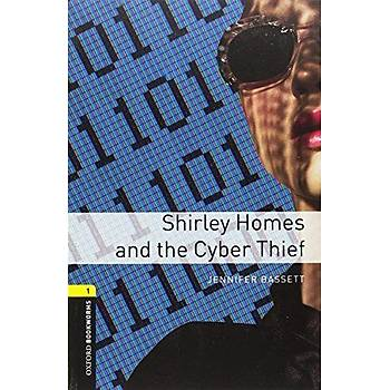 OXFORD OBWL 1:SHIRLEY HOMES & CYBER THIEF  MP3