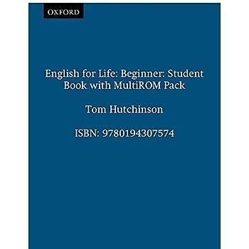 OXFORD ENGLISH FOR LIFE BEGINNER SB +M-ROM+WB