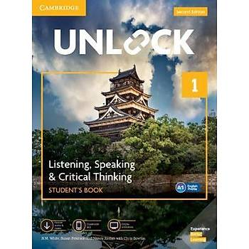 Unlock Level 1 Listening, Speaking  Student's Book