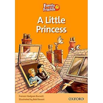 OXFORD FAMILY AND FRIENDS 4-C:LITTLE PRINCESS