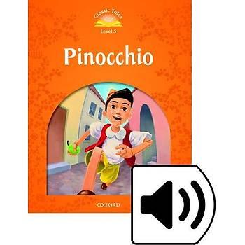 OXFORD C.T 5:PINOCCHIO  2ED +MP3