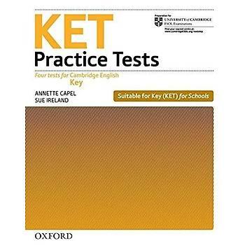 OXFORD KET PRACTICE TESTS     (NEW)