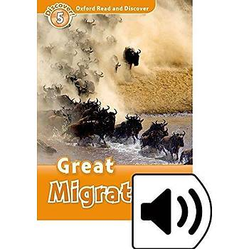 OXFORD ORD 5:GREAT MIGRATIONS +MP3