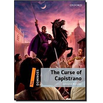 OXFORD DOM 2:ZORRO CURSE OF CAPISTRANO +CD  NEW