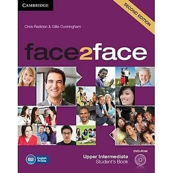 Cambridge face2face,2ED,Upper Intermediate SB ROM+ W