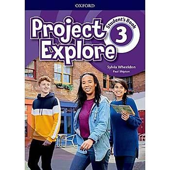 OXFORD PROJECT EXPLORER 3 SB+WB