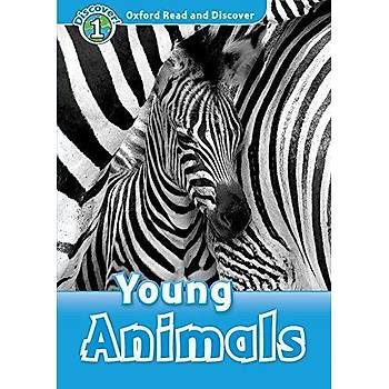 OXFORD ORD 1:YOUNG ANIMALS +MP3