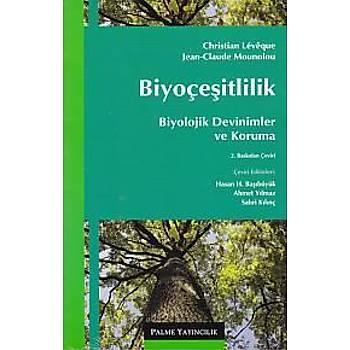 Biyoçeþitlilik Biyolojik Devinimler ve Koruma