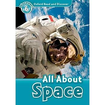 OXFORD ORD 6:ALL ABOUT SPACE +CD
