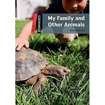 OXFORD DOM 3:MY FAMILY ANIMALS MP3
