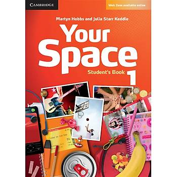 Cambridge Your Space Level 1 Student's Book+Wb