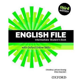 Oxford OX ENGLISH FILE 3ED INTER  SB +ÝTUTOR+OSP