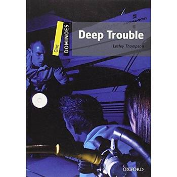 OXFORD DOM 1:DEEP TROUBLE +CD  NEW
