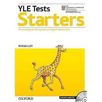 OXFORD YLE:STARTERS SB +CD   (NEW)