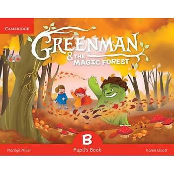 Cambridge Greenman and the Magic Forest B Pupil's Book