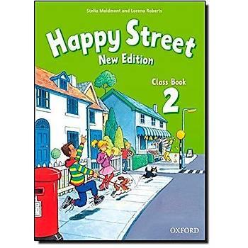 OXFORD HAPPY STREET 2  NEW SB +WB
