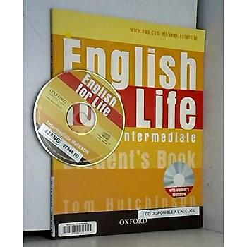 OXFORD ENGLISH FOR LIFE INTER SB +M-ROM+WB
