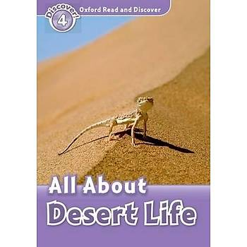 OXFORD ORD 4:ALL ABOUT DESERT LIFE +CD