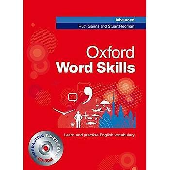 OXFORD WORD SKILLS ADVANCED SB +CD-ROM