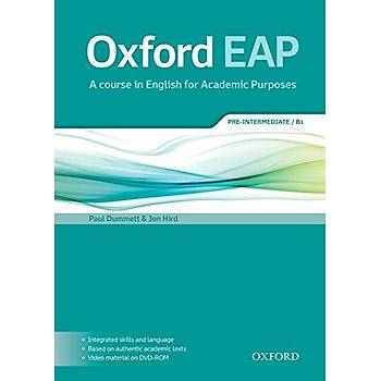 OXFORD EAP ACOURSE IN ENGLISH FOR ACADEMIC B1