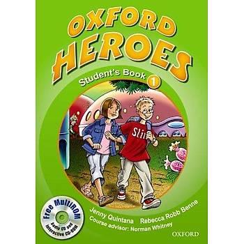 OXFORD HEROES 1 SB +MULTI-ROM  +WB