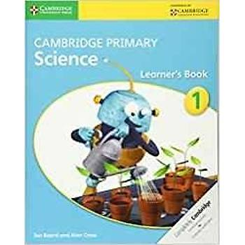 Cambridge Primary Science: Learner's Book Stage 1