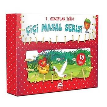 1. Siniflar Için Çiçi Masal Serisi (10 Kitap)