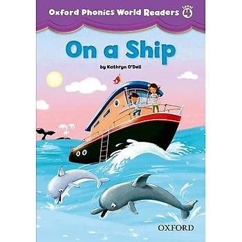 OXFORD OPWR 4:ON A SHIP     NEW