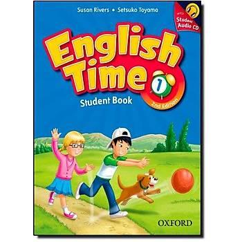 OXFORD ENGLISH TIME 1 SB + CD (2ED)+WB