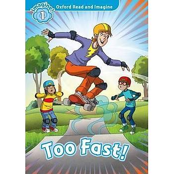 Oxford ORI: Level 1:: Too Fast! audio CD pack