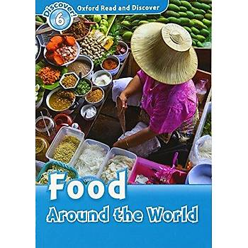 OXFORD ORD 6:FOOD AROUND THE WORLD +CD