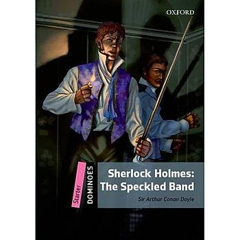 OXFORD DOM S:SHERLOCK HOLMES SPECKLED BAND +CD NEW
