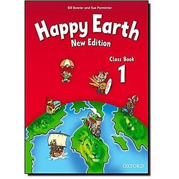 OXFORD HAPPY EARTH 1  NEW SB +WB