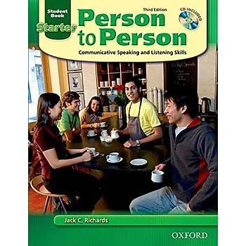 OXFORD PERSON TO PERSON STARTER 3ED SB +CD +WB