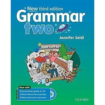 OXFORD GRAMMAR TWO SB +CD   (3ED)