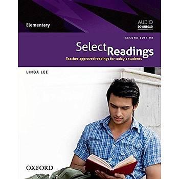 OXFORD SELECT READINGS ELEMENT 2ED SB